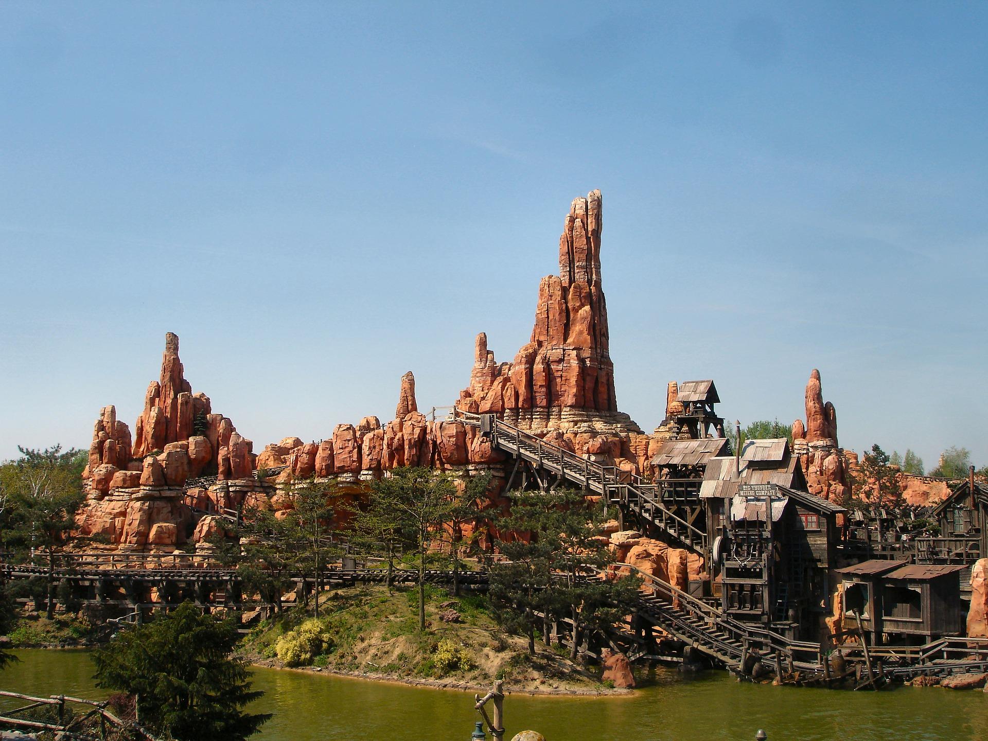 Disneyland Frontierland