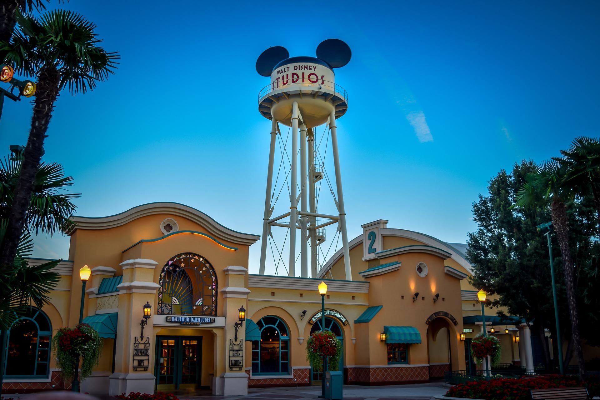 DisneyLand Movie Studiios Park