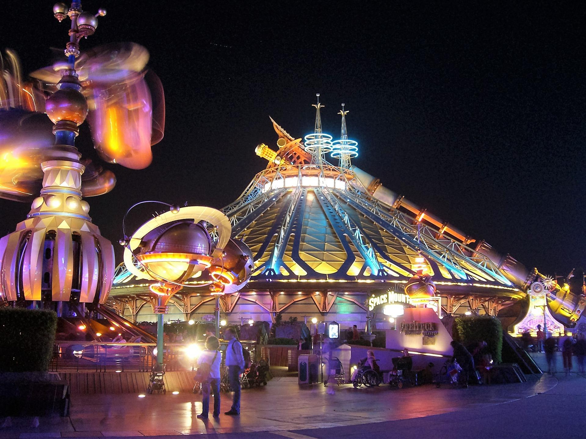 Disneyland Discoveryland